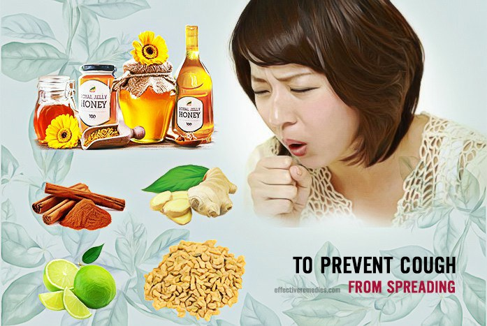 how to prevent cough - spreading