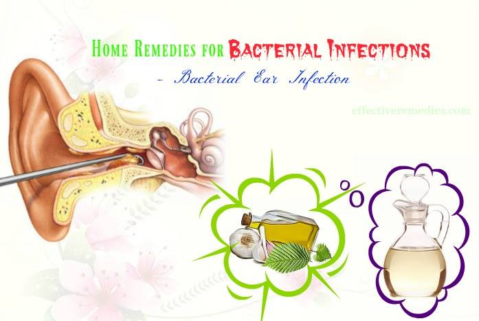 home remedies for bacterial infections on skin - bacterial ear infection