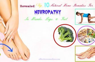 natural home remedies for neuropathy