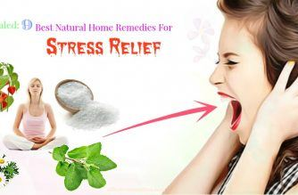 natural home remedies for stress