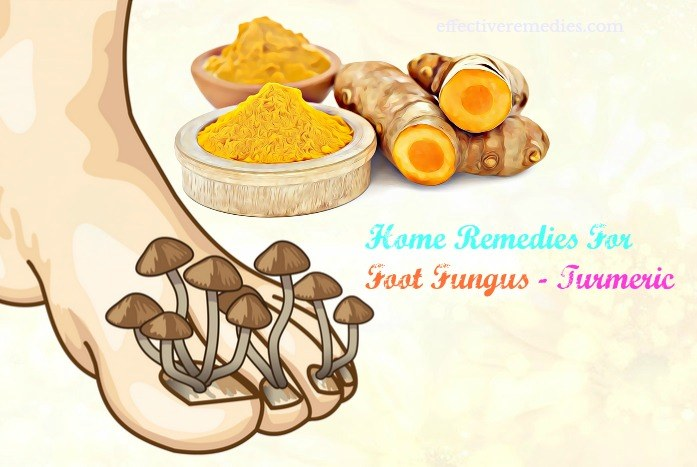 home remedies for foot fungus athlete foot - turmeric