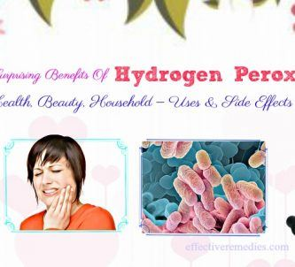 health benefits of hydrogen peroxide