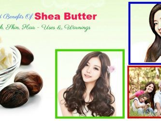 benefits of shea butter for health