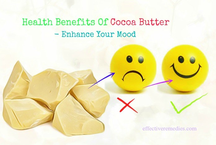 benefits of cocoa butter on skin - enhance your mood