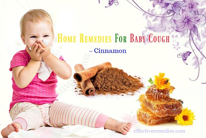 home remedies for baby cough at night - cinnamon