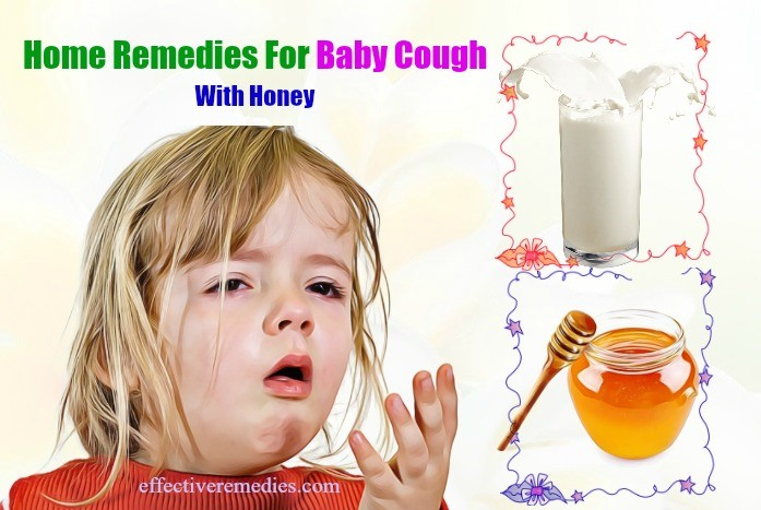 home remedies for baby cough and fever - honey