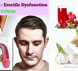 natural home remedies for erectile dysfunction