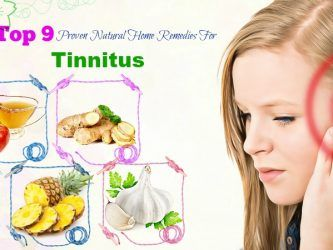 home remedies for tinnitus ear's ringing