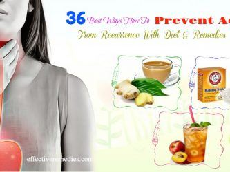 how to prevent acid reflux without medication
