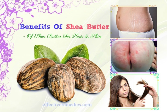 benefits of shea butter - other amazing benefits of shea butter