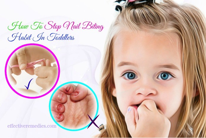 how to stop nail biting in toddlers - toddlers