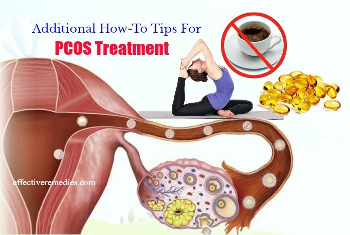 additional how-to tips for pcos treatment