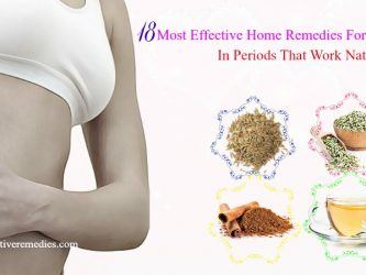 home remedies for abdominal pain in periods