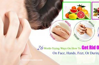 how to get rid of itchy skin on face