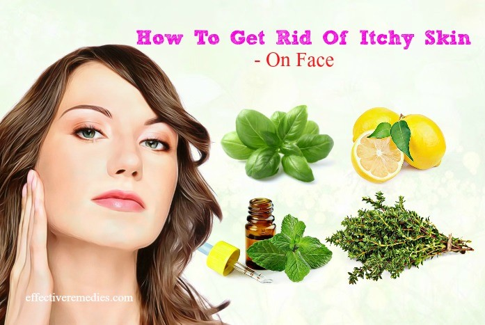 remedies on face