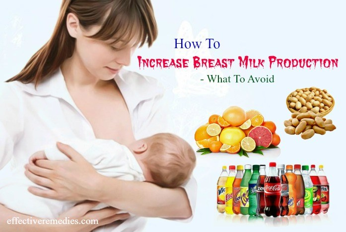 19 Ways How To Increase Breast Milk Production After Delivery Fast-3125