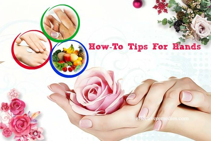 how-to tips for hands