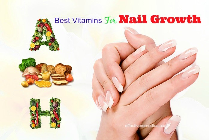 nail growth vitamins