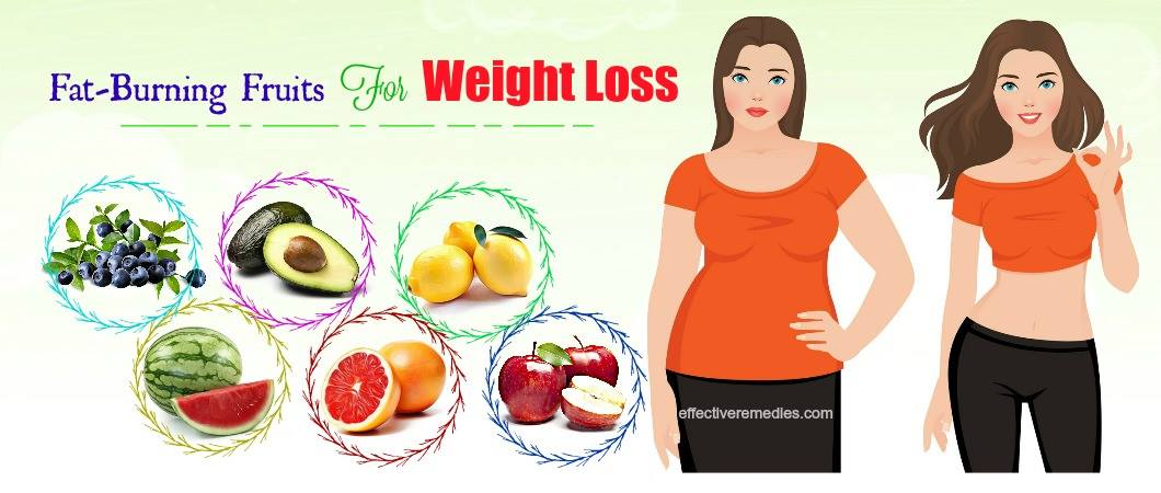 best fat-burning fruits for weight loss