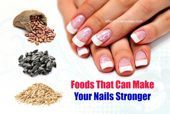 nail growth foods