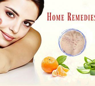 home remedies for zits on face