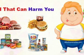 food that can harm you slowly