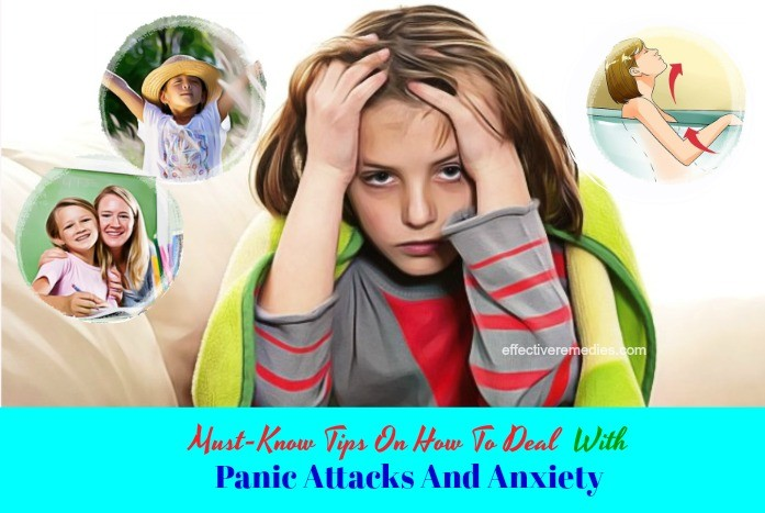 must-know tips on how to deal with panic attacks and anxiety