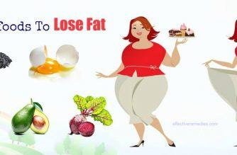 superfoods to lose fat