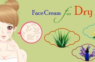 natural face cream for dry skin