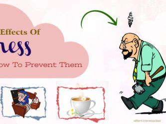 effects of stress on your body & how to prevent them