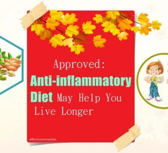 an anti-inflammatory diet may help you live longer