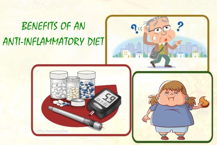 anti-inflammatory diet - benefits of an anti-inflammatory diet