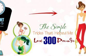simple tricks that helped me lose 300 pounds