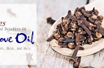 benefits of clove oil for health