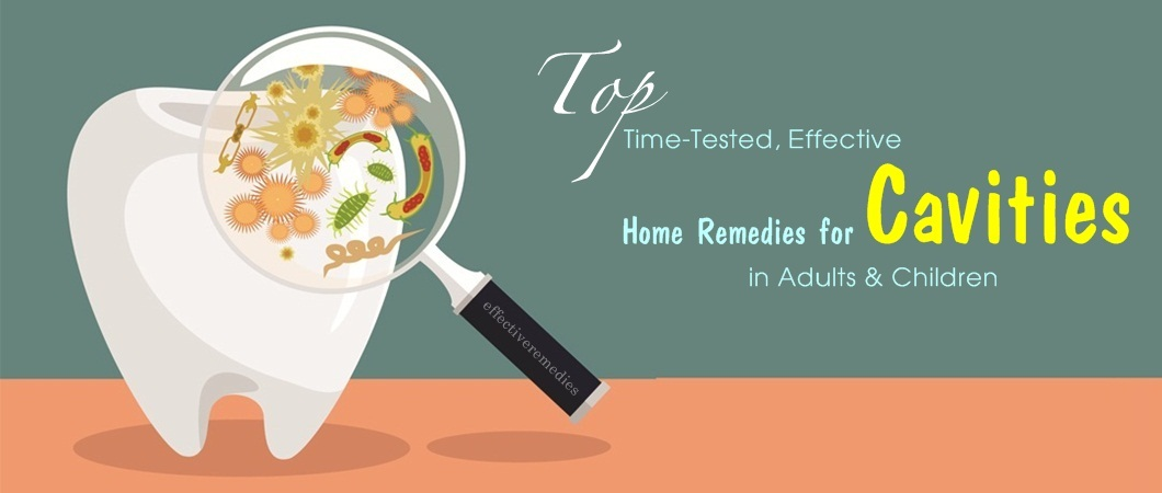 effective home remedies for cavities