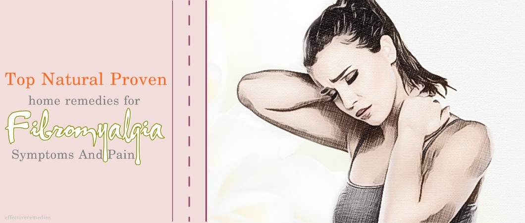 home remedies for fibromyalgia symptoms