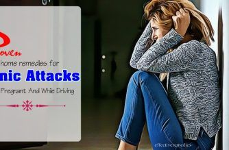 home remedies for panic attacks while driving