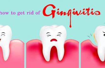 how to get rid of gingivitis in children