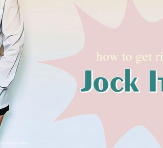 how to get rid of jock itch in children & adults