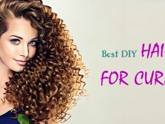 diy hair mask for curly hair