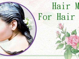 diy hair mask for hair growth