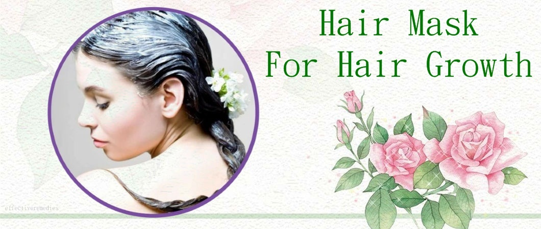 diy hair mask for hair growth