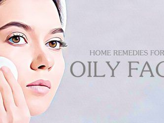 home remedies for oily face in summer