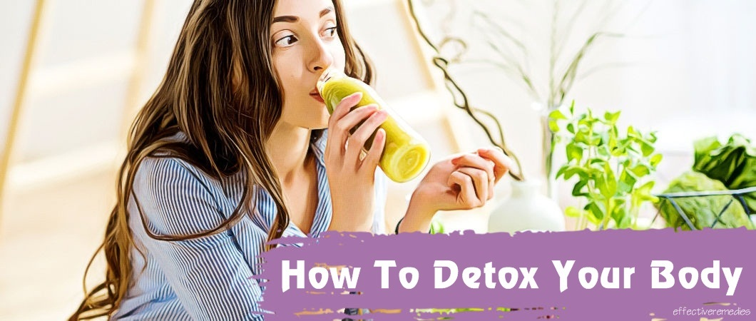 how to detox your body without drinking