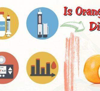 is orange good for diabetes patients
