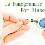 why is pomegranate juice good for diabetics